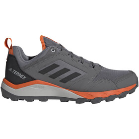 adidas TERREX Agravic TR Zapatillas Trail Running Hombre, grey three/core black/orange